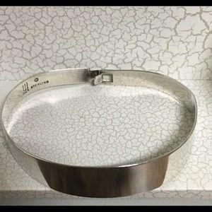 James Avery retired cuff bracelet